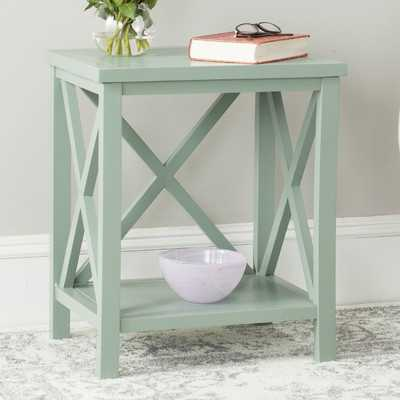 Candence End Table by Safavieh - Wayfair