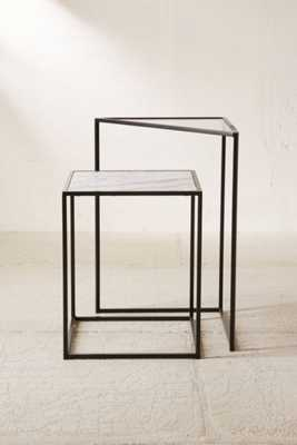 Square Nesting Tables - Urban Outfitters