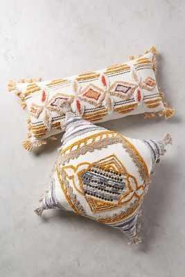 Pushkar Pillow - Anthropologie