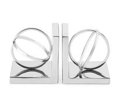 Geometric Bookends - Williams Sonoma