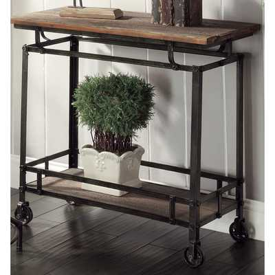 Pressley Serving Cart - Wayfair