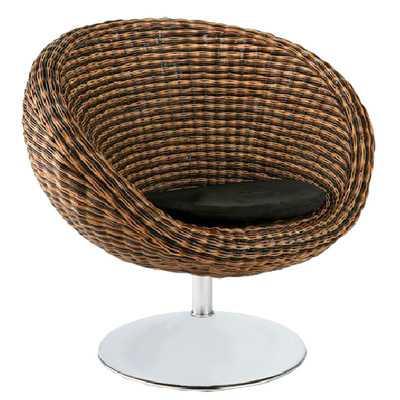 Olivia Swivel Lounge Chair - Wayfair