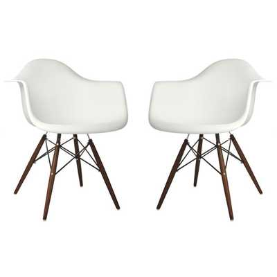 Scandinavian Arm Chair - AllModern
