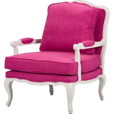 Baxton Studio Antoinette Arm Chair by Wholesale Interiors - Wayfair