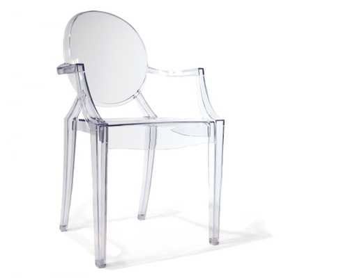 GHOST ARMCHAIR - LOUIS - Rove Concepts