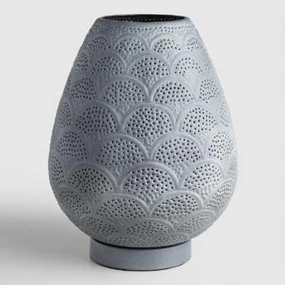 Stone Teardrop Luna Table Lamp - World Market/Cost Plus