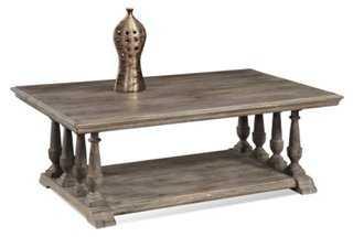 Rangler Coffee Table - One Kings Lane