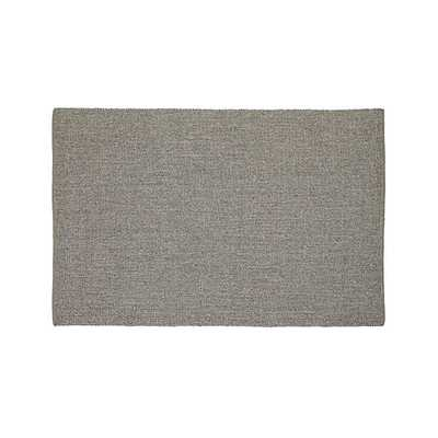 Jasper Taupe Wool-Blend - Crate and Barrel