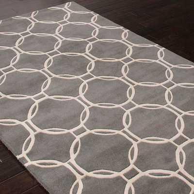 Lounge Gray/Ivory Rug - 8' x 10' - AllModern