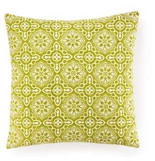 Haveli Cotton Pillow - One Kings Lane