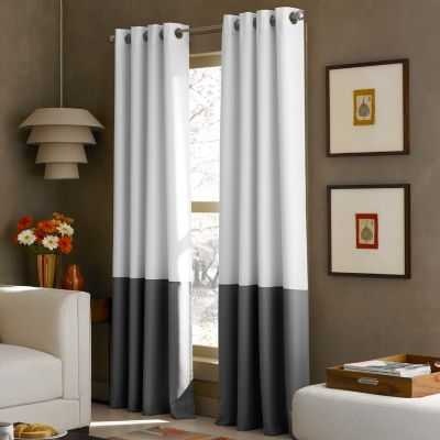 Curtainworks Kendall Lined Curtain - 52X108 - Kohl's
