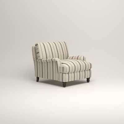 Montgomery Upholstered Chair - Birch Lane
