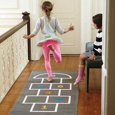 Hop, Skip and a Jump Playmat - Land of Nod