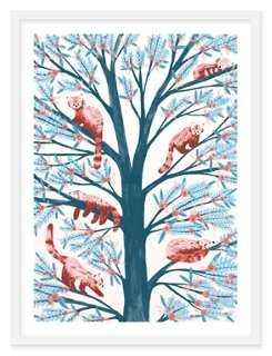Papio Press, Red Pandas - One Kings Lane