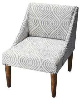 Iokina Slipper Chair - One Kings Lane