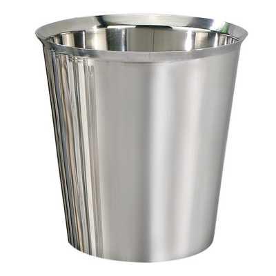 Gloss 1.63-Gal. Wastebasket - AllModern