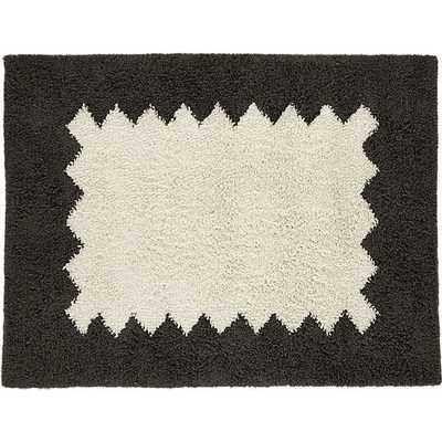 Inside out shag rug -  8'x10' - CB2