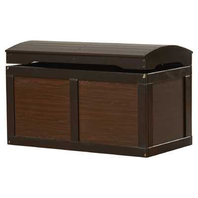 Barrel Top Toy Chest - Wayfair