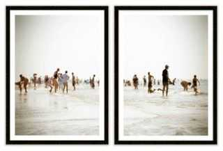 Thom Filicia, Warm Memories V Diptych - One Kings Lane