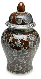 "18"" Florent Ginger Jar - One Kings Lane"