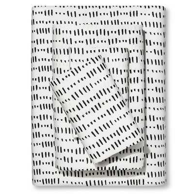 "Nate Berkusâ""¢ Sheet Set-Microdash-Full - Target"