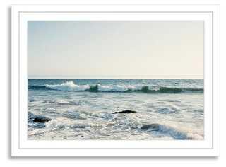 """Christine Flynn, Ocean Beach - 40"""" x 28.5"""" - framed - One Kings Lane"""