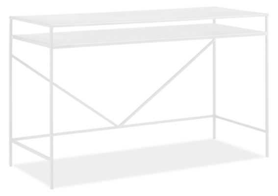 Slim Desks in Colors - Room & Board