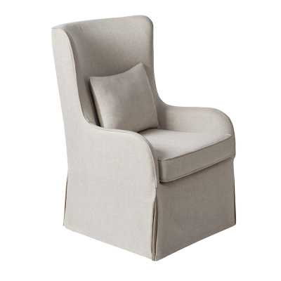 Regis Wingback Chair - Birch Lane