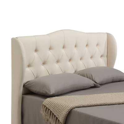 Woodbury Upholstered Wingback Headboard - Wayfair