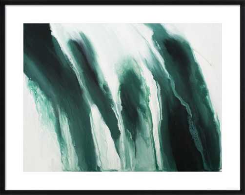 Breaking Through No. 5 - Artfully Walls
