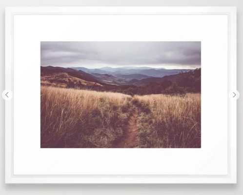 Bieszczady Mountains - Landscape And Nature Photog… Framed Art Print - Society6