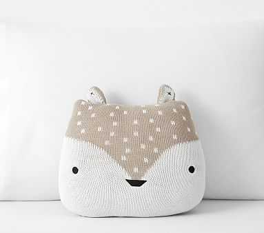Fox Pillow - Pottery Barn Kids