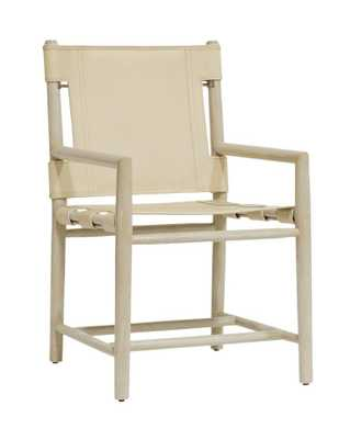 WHITEFIELD ARM CHAIR - McGee & Co.