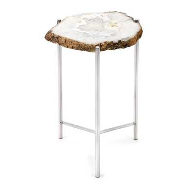 Giselle Agate Table - Mercer Collection