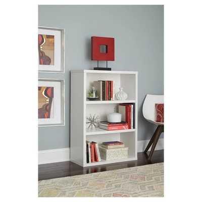 "3 Shelf Bookcase - 44"" -White - ClosetMaid - Target"