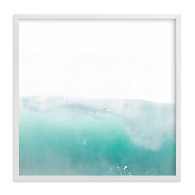 turquoise surf - Minted