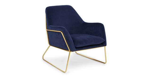 Forma Space Blue Chair - Article