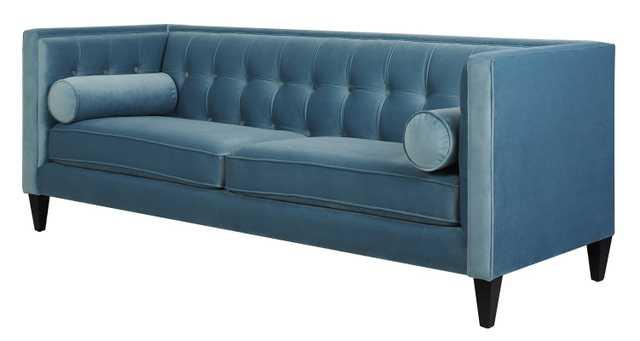 Pineview Tuxedo Chesterfield Sofa - Wayfair
