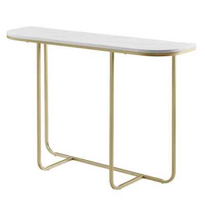 "Mcraney 44"" Console Table - Wayfair"