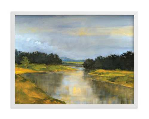 glass river  LIMITED EDITION ART - Minted