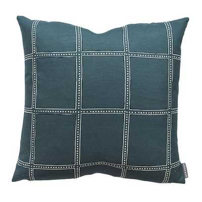 """JO PILLOW WITHOUT INSERT, 14"""" x 20"""" - McGee & Co."""