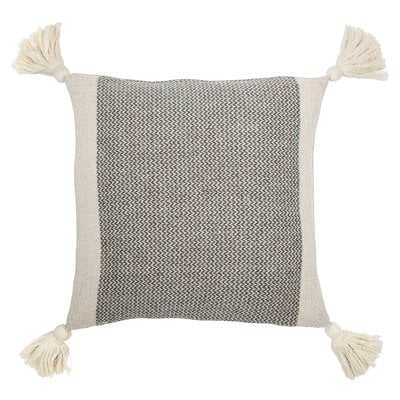 Richeson Square Pillow Cover and Insert GRAY - AllModern
