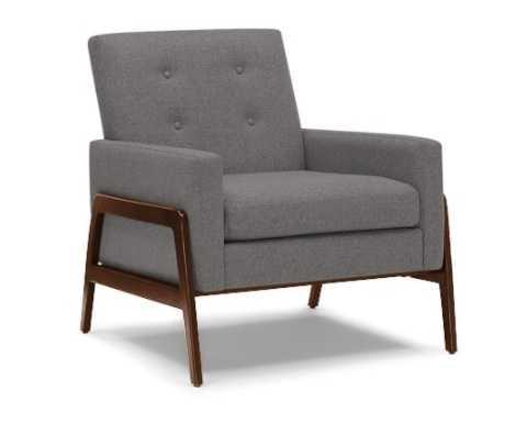 Clyde Chair, Royale Ash - Joybird