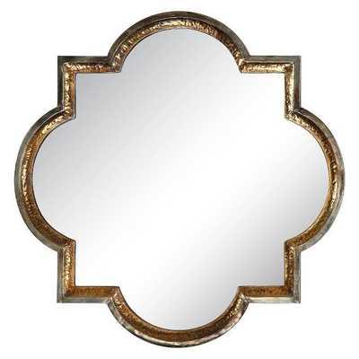 Lourosa Gold Mirror - Hudsonhill Foundry
