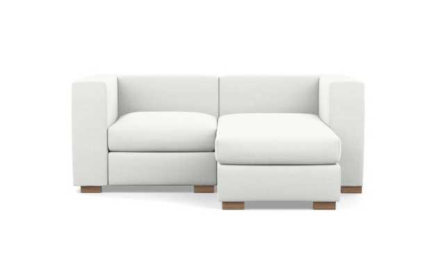 """TOBY 72"""" Chaise Sectional - Interior Define"""