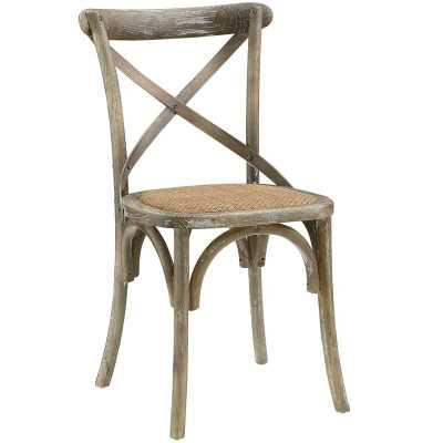 Gage Side Chair - Gray - Wayfair