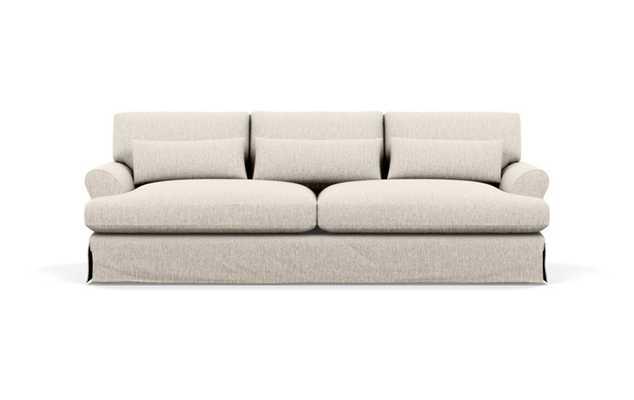 Maxwell Slipcovered sofa - wheat - Interior Define