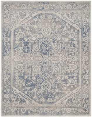 Patina Gray / Blue Area Rug - 10 x 14 - Arlo Home