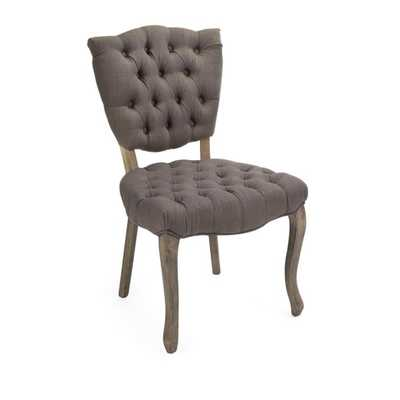 Addison Tufted Occasional Chair - Mercer Collection