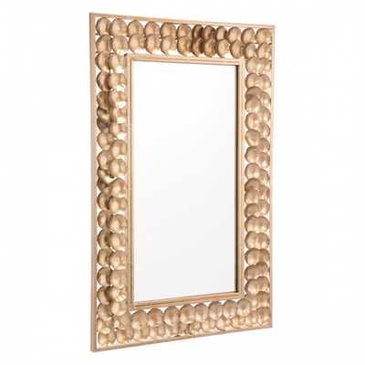 Mini Circles Gold Mirror - Zuri Studios